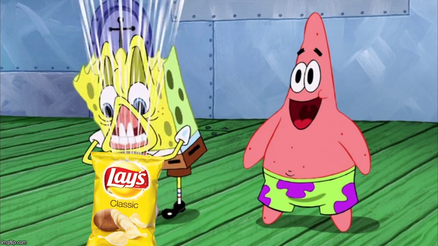 THE MAGICAL BAG OF WINDS. | image tagged in lays,food,memes,funny,potato chips,wind | made w/ Imgflip meme maker