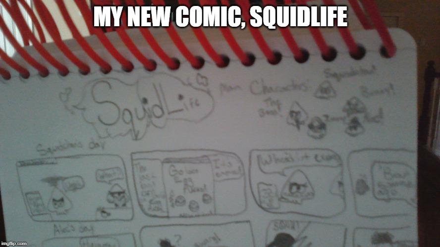 Drawings splatoon 2 Memes & GIFs - Imgflip