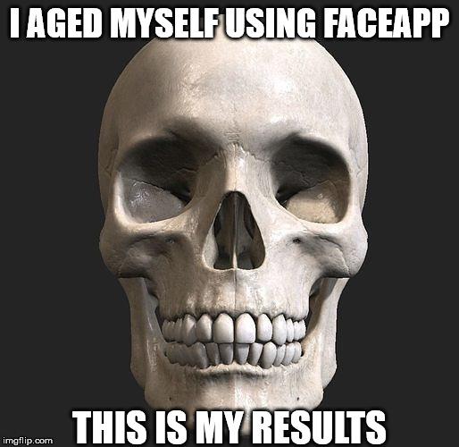 Faceapp Imgflip
