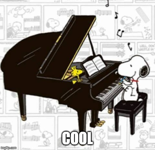 Snoopy and Woodstock | COOL | image tagged in snoopy and woodstock | made w/ Imgflip meme maker