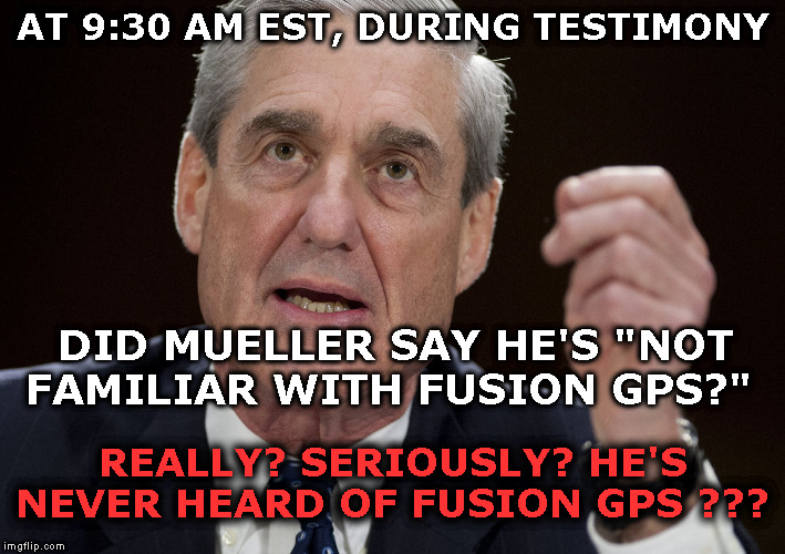 """FUSION GPS??  Who dat?"" 