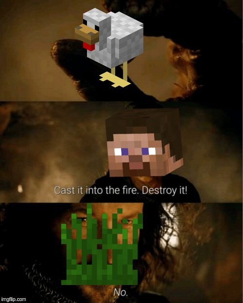 Cast it in the fire | image tagged in cast it in the fire | made w/ Imgflip meme maker