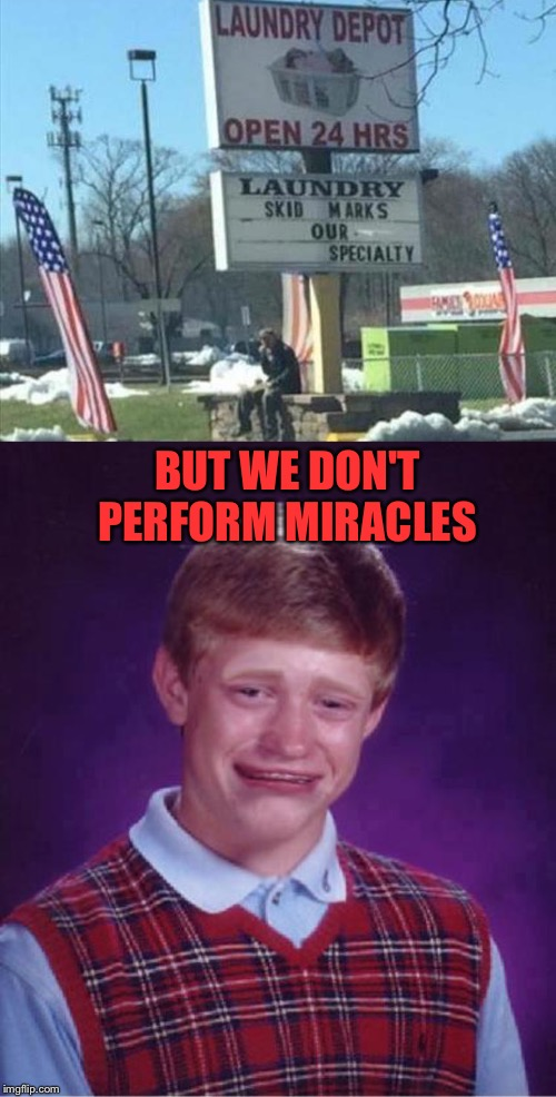 "Bad Luck ""skiddy"" Brian 