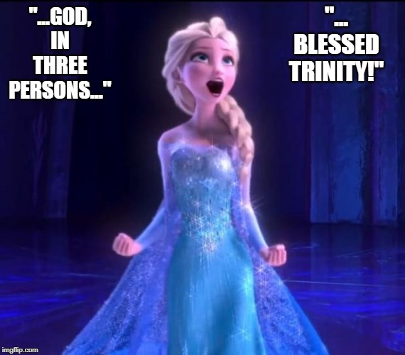 "Doxology: I Sing in Hymns,  How do you Worship? | ""...GOD, IN THREE PERSONS..."" ""... BLESSED TRINITY!"" 