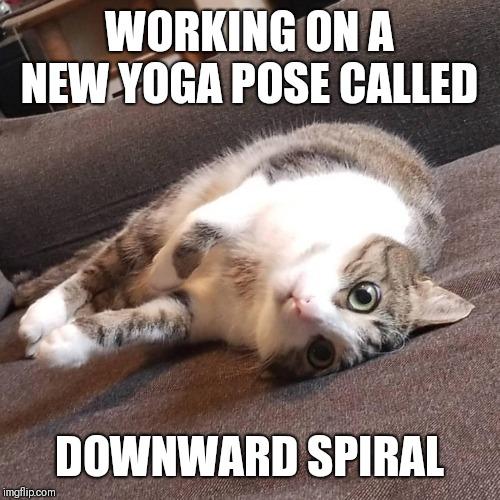 yoga Memes & GIFs - Imgflip