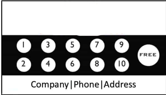 Punch Card Blank Template Imgflip