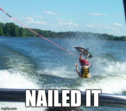 Nailed It Meme | NAILED IT | image tagged in memes,nailed it | made w/ Imgflip meme maker