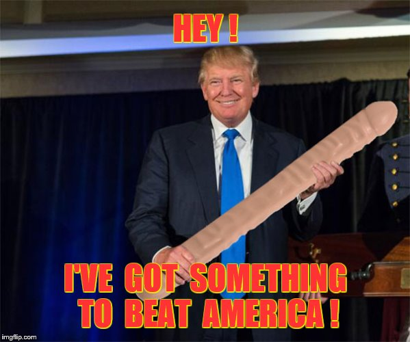 HEY ! I'VE  GOT  SOMETHING  TO  BEAT  AMERICA ! | made w/ Imgflip meme maker