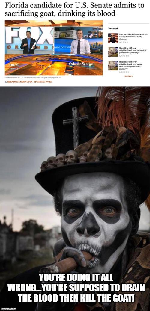 Voodoo In Florida