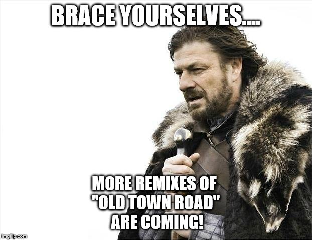 "We Need To Teach Music Variety In School!! | BRACE YOURSELVES.... MORE REMIXES OF  ""OLD TOWN ROAD""  ARE COMING! 