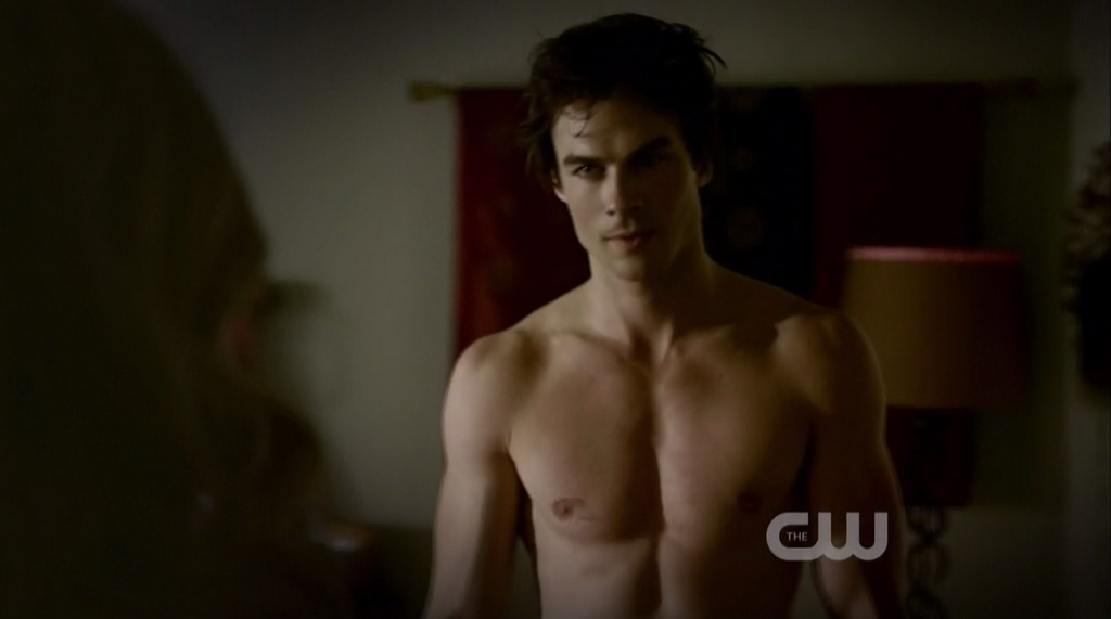 Ian Somerhalder Shirtless Blank Template Imgflip