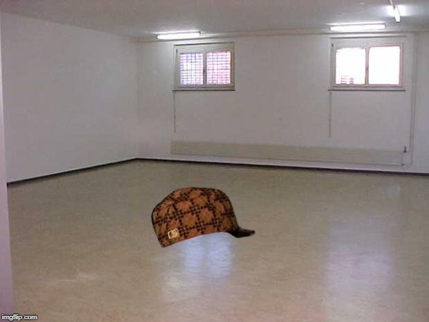 Empty Room | image tagged in empty room | made w/ Imgflip meme maker