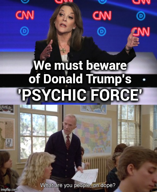 "It's like ""Donald's adventures in Wonderland"" 