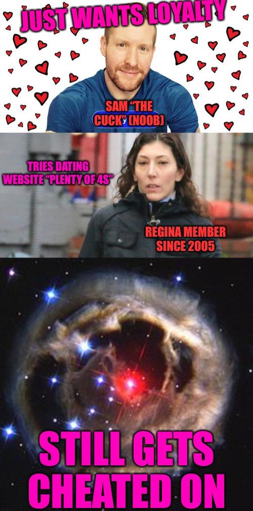 Regina online dating FYI dating show