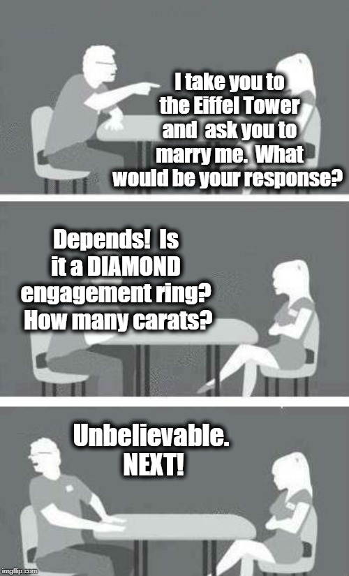 What to ask in speed dating