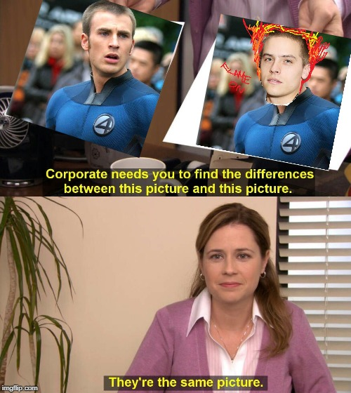 Spot the Difference | image tagged in spot the difference | made w/ Imgflip meme maker
