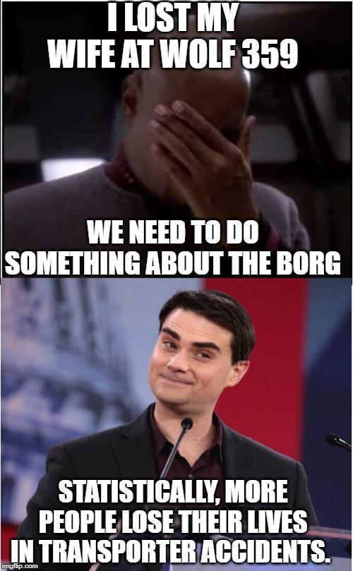 Gun Nut Ben Talks To Sisko Memes Imgflip
