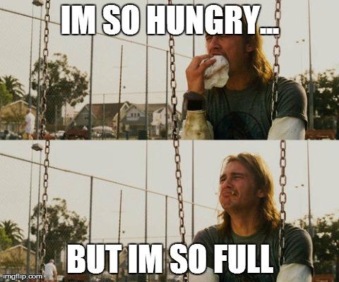 I Am So Hungry Meme