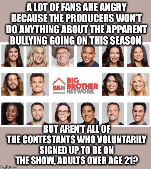 "If you're truly ""offended"", then don't watch the show 