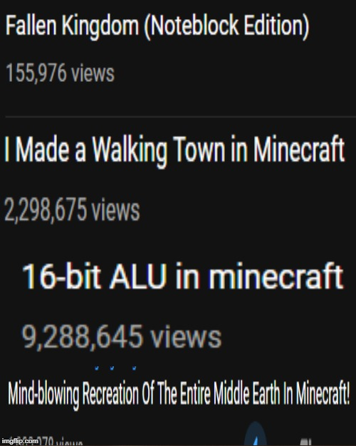 The 4 mad lads of Minecraft | image tagged in memes,redstone,middle earth,minecraft | made w/ Imgflip meme maker