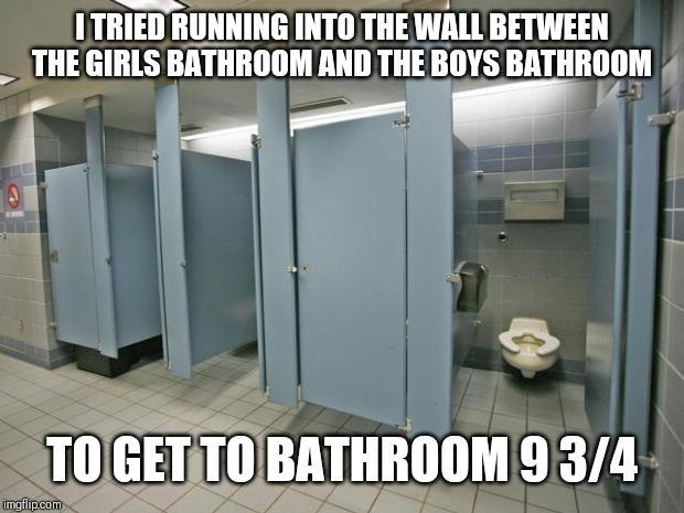 Bathroom Stall Memes Gifs Imgflip