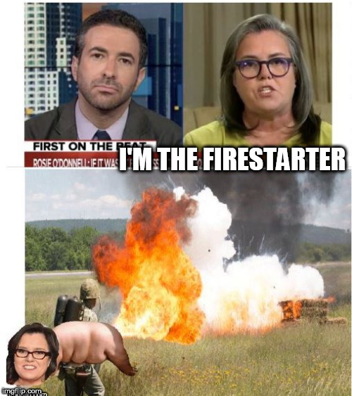 I'M THE FIRESTARTER | made w/ Imgflip meme maker