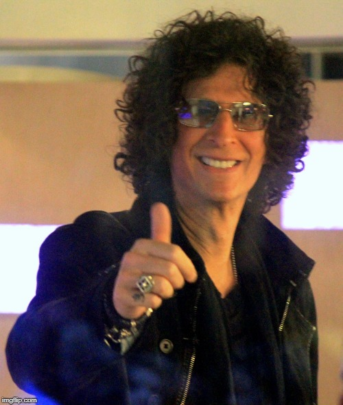 Howard Stern | image tagged in howard stern | made w/ Imgflip meme maker