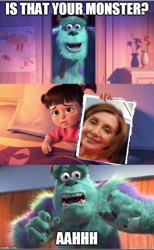 Politics Monsters Inc Memes Gifs Imgflip