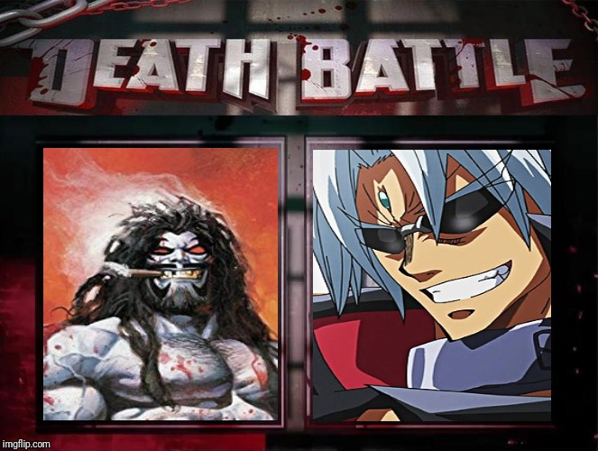 Death Battle | image tagged in death battle | made w/ Imgflip meme maker