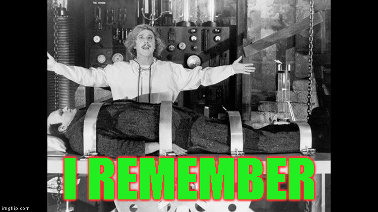 I REMEMBER | made w/ Imgflip meme maker
