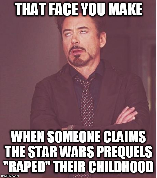 """Face You Make Robert Downey Jr Meme 