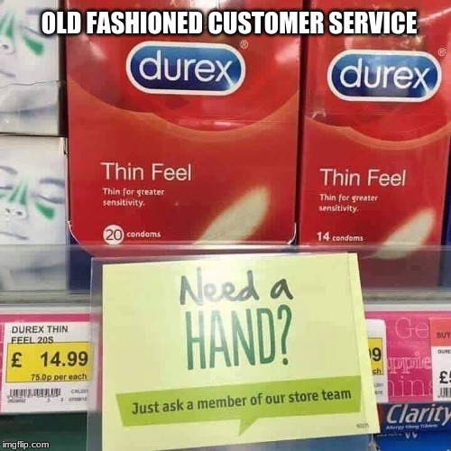 We are happy to be of service | OLD FASHIONED CUSTOMER SERVICE | image tagged in old fashioned customer service,empolyees needed,a happy day at work-everyday,business is good | made w/ Imgflip meme maker