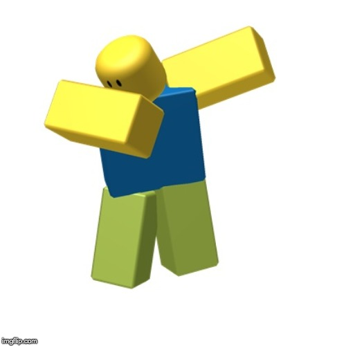 Roblox dab | image tagged in roblox dab | made w/ Imgflip meme maker