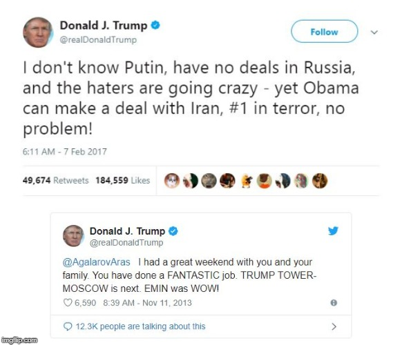 Comment with Title Suggestions, cause I am at a loss for words | image tagged in memes,russia,impeach trump,treason,liar,maga | made w/ Imgflip meme maker