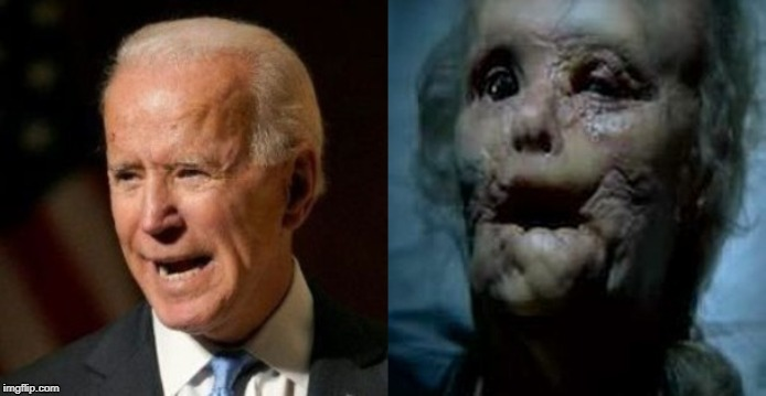 Good Ol' Bido | image tagged in joe biden,creepy joe biden,biden | made w/ Imgflip meme maker