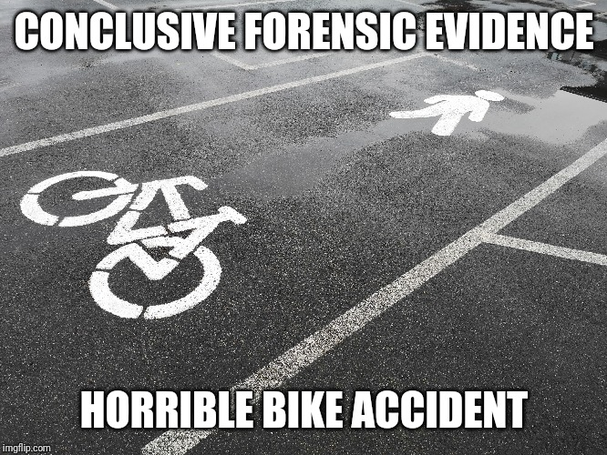 Bicycle Accident Imgflip