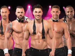 High Quality Chippendales Blank Meme Template