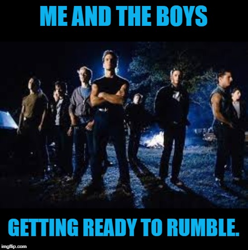 "Me and the boys week! A CravenMoordik and Nixie.Knox event! (Aug. 19-25) Bring your best ""Me and the Boys""! 