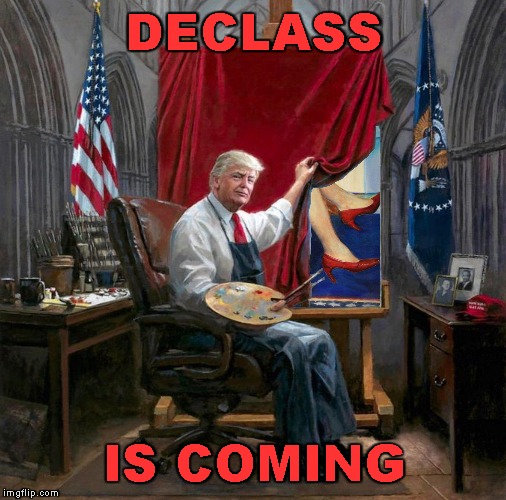 Spygate | DECLASS IS COMING | image tagged in memes,spygate | made w/ Imgflip meme maker