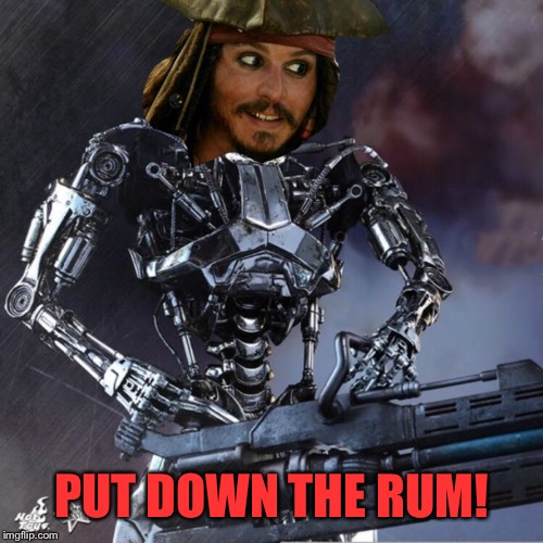 PUT DOWN THE RUM! | made w/ Imgflip meme maker