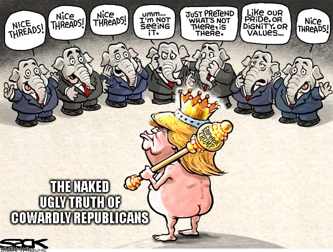 Image result for images republican cowards