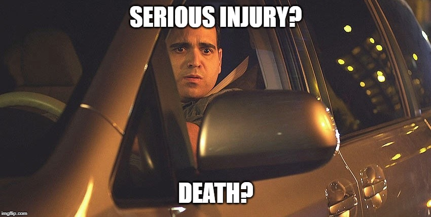 SERIOUS INJURY? DEATH? | made w/ Imgflip meme maker
