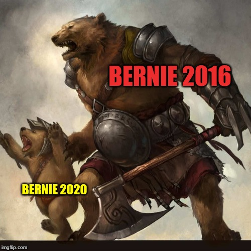 Can U Feel The Burn? | BERNIE 2016 BERNIE 2020 | image tagged in bernie sanders,bernie bros,2020,president,presidential race,political humor | made w/ Imgflip meme maker