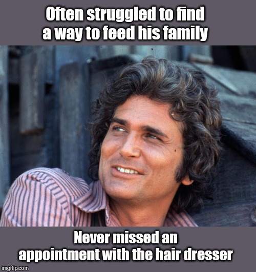 "The struggles of being ""Pa"" Ingalls 