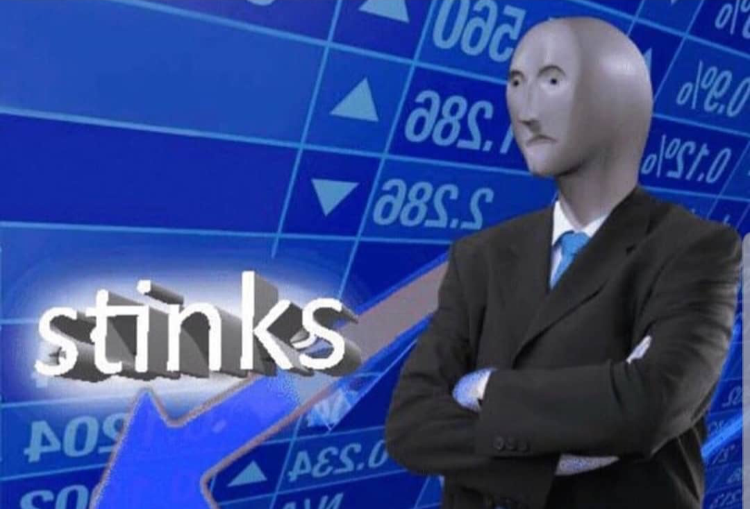 Stinks Blank Template - Imgflip