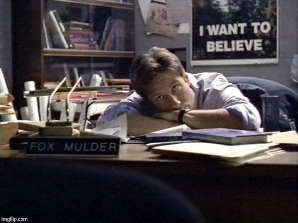 Mulder I want to believe | image tagged in mulder i want to believe | made w/ Imgflip meme maker