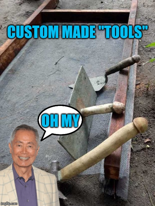"Thanks to Thparky for this one | CUSTOM MADE ""TOOLS"" OH MY 