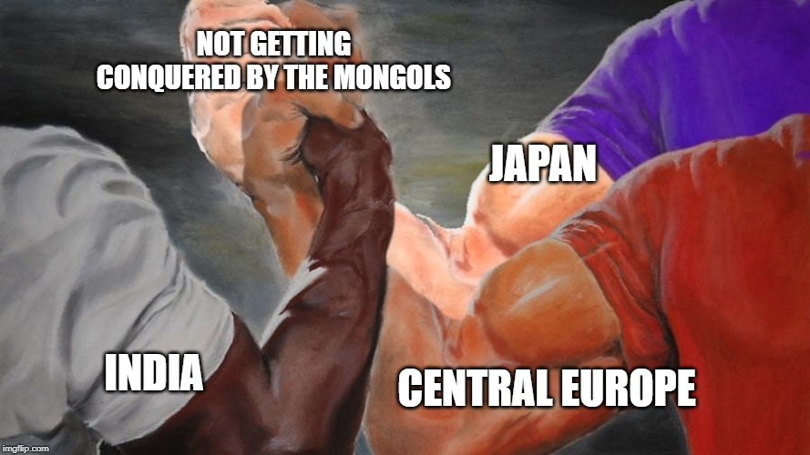 Nice going, Genghis  : HistoryMemes