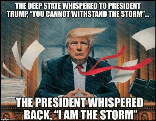 Like Him or Not: One of the Strongest Men in All of History | image tagged in vince vance,president trump,donald j trump,deep state,the storm,strongman | made w/ Imgflip meme maker