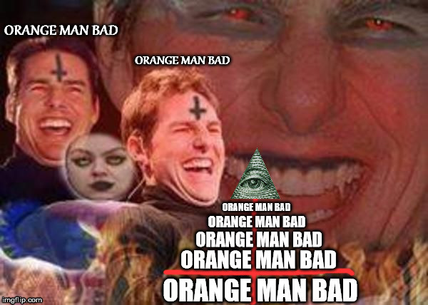 politics orange man bad Memes & GIFs - Imgflip